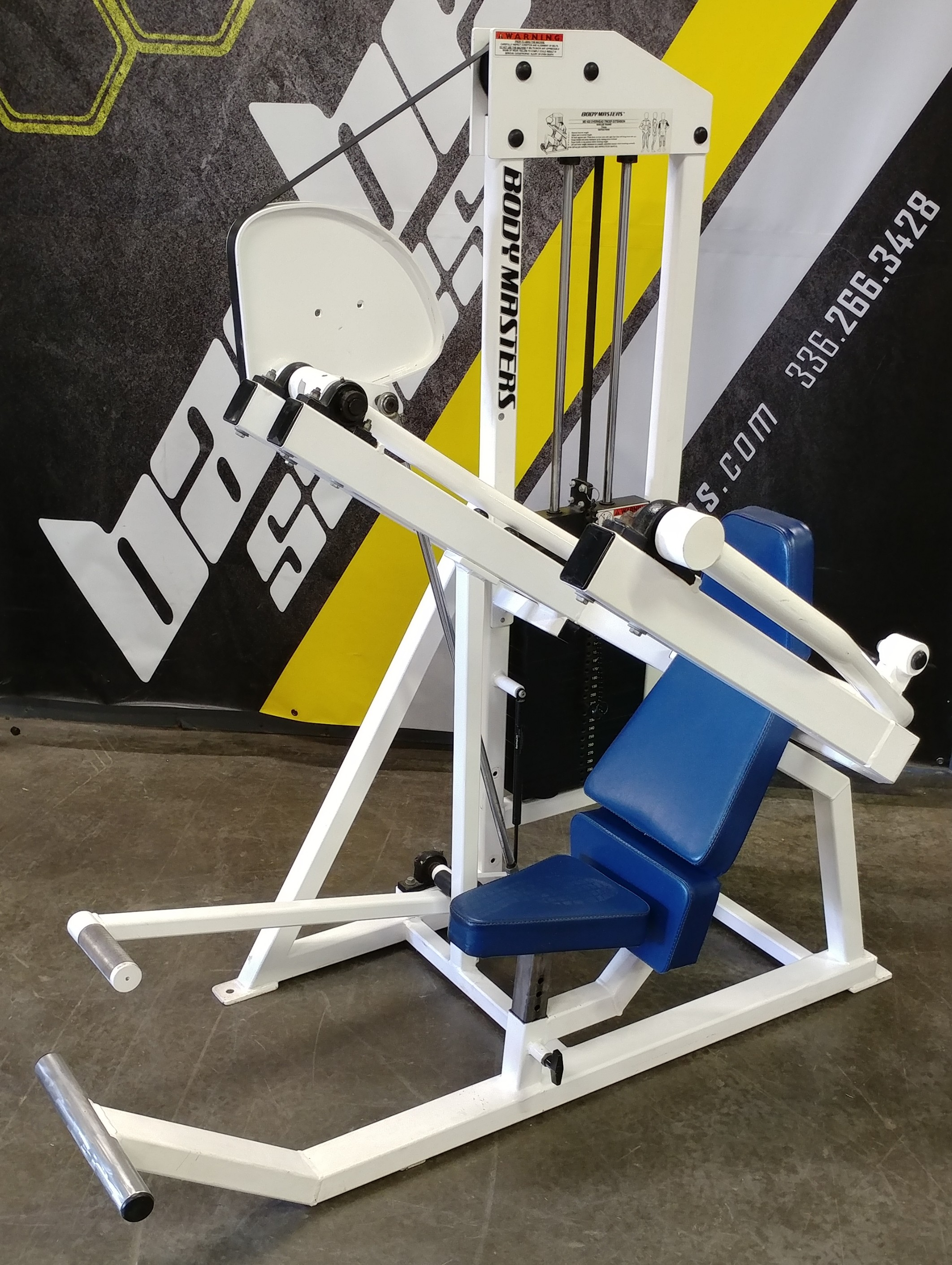 Used Gym Equipment Inventory